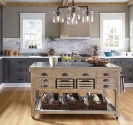 Awesome Kitchen Island Design Ideas with Modern Decor & Layout 36