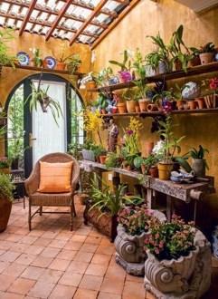 Basic Exterior Wall Into an Elegant Vertical Garden to Perfect Your Garden 03