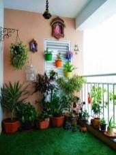 Basic Exterior Wall Into an Elegant Vertical Garden to Perfect Your Garden 29