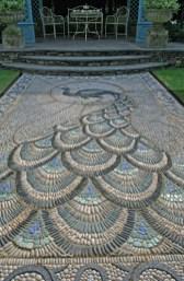 Beautiful DIY Mosaic Ideas To Beautify Your Garden 08