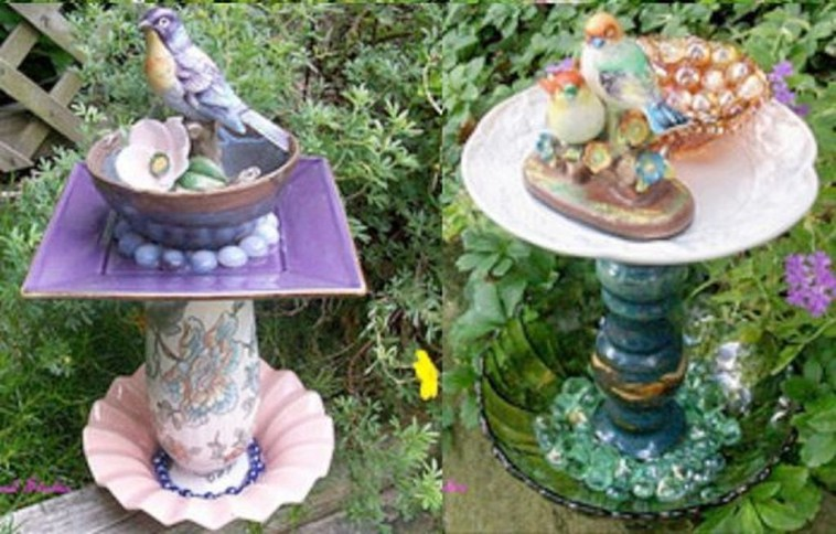 Beautiful DIY Mosaic Ideas To Beautify Your Garden 31
