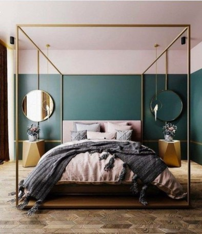 Best Minimalist Bedroom Color Inspiration 12