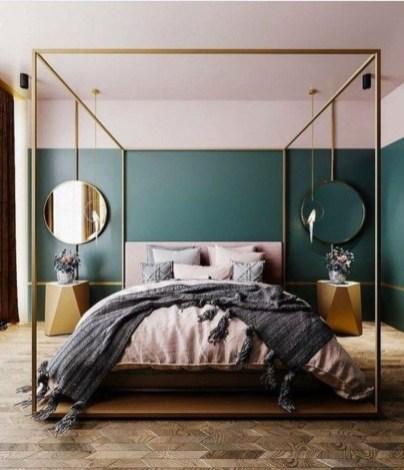 Best Minimalist Bedroom Color Inspiration 12