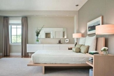 Best Minimalist Bedroom Color Inspiration 15
