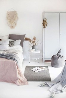Best Minimalist Bedroom Color Inspiration 18