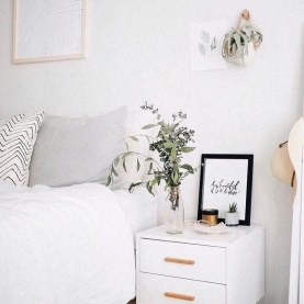 Best Minimalist Bedroom Color Inspiration 24