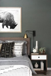 Best Minimalist Bedroom Color Inspiration 52