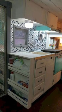 Best RV Modifications with DIY Storage 14