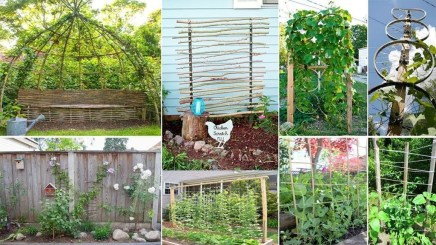 Cheap DIY Garden Ideas Everyone Can Do It 17