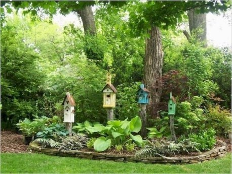 Cheap DIY Garden Ideas Everyone Can Do It 20