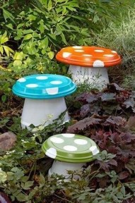Cheap DIY Garden Ideas Everyone Can Do It 46