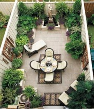 Clever Gardening Ideas with Low Maintenance 36