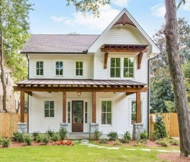 Comfortable Small Cottage House Plan Ideas 02