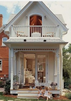 Comfortable Small Cottage House Plan Ideas 07