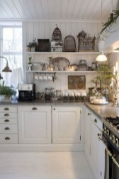 Cool Farmhouse Kitchen Decor Ideas On a Budget 02