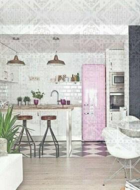 Cool Farmhouse Kitchen Decor Ideas On a Budget 14