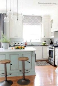 Cool Farmhouse Kitchen Decor Ideas On a Budget 19