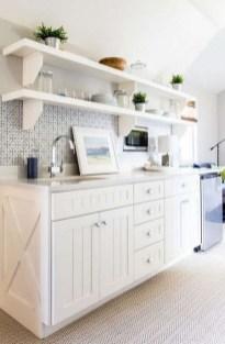 Cool Farmhouse Kitchen Decor Ideas On a Budget 49