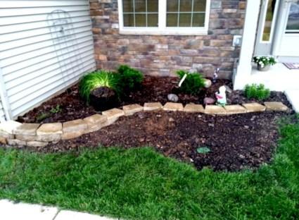 Gardening Tips- Maintenance Landscaping Front yard 03