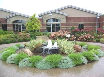 Gardening Tips- Maintenance Landscaping Front yard 06