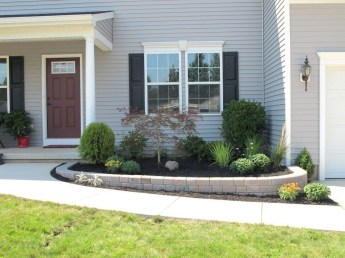 Gardening Tips- Maintenance Landscaping Front yard 07