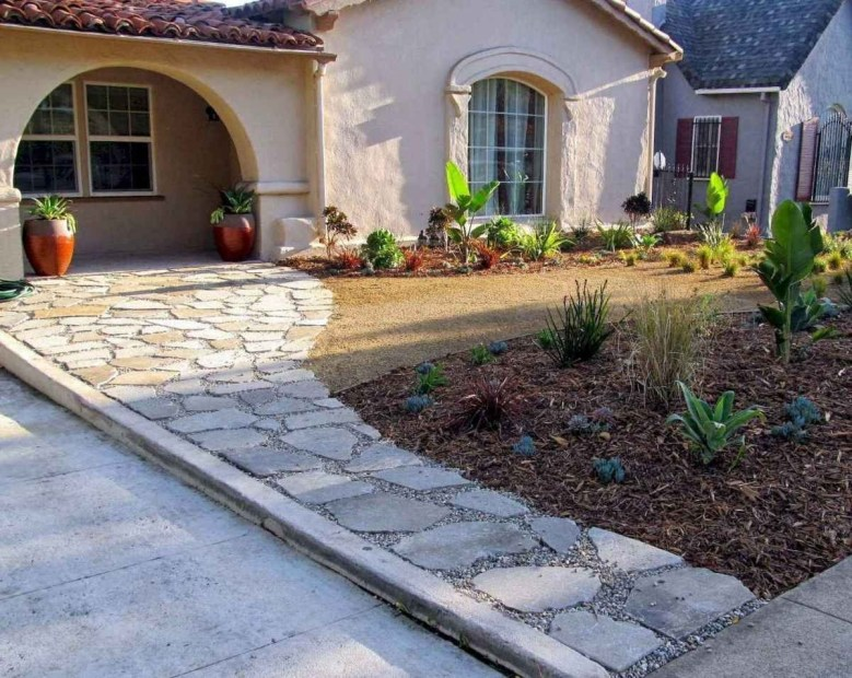 Gardening Tips- Maintenance Landscaping Front yard 12