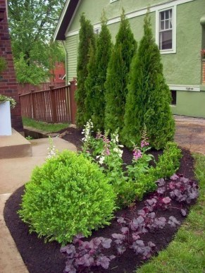 Gardening Tips- Maintenance Landscaping Front yard 39