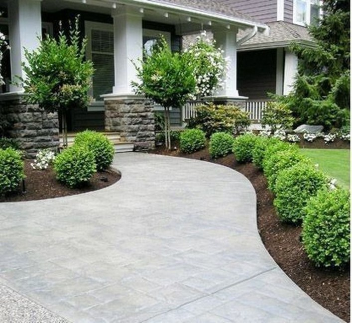 Gardening Tips- Maintenance Landscaping Front yard 46