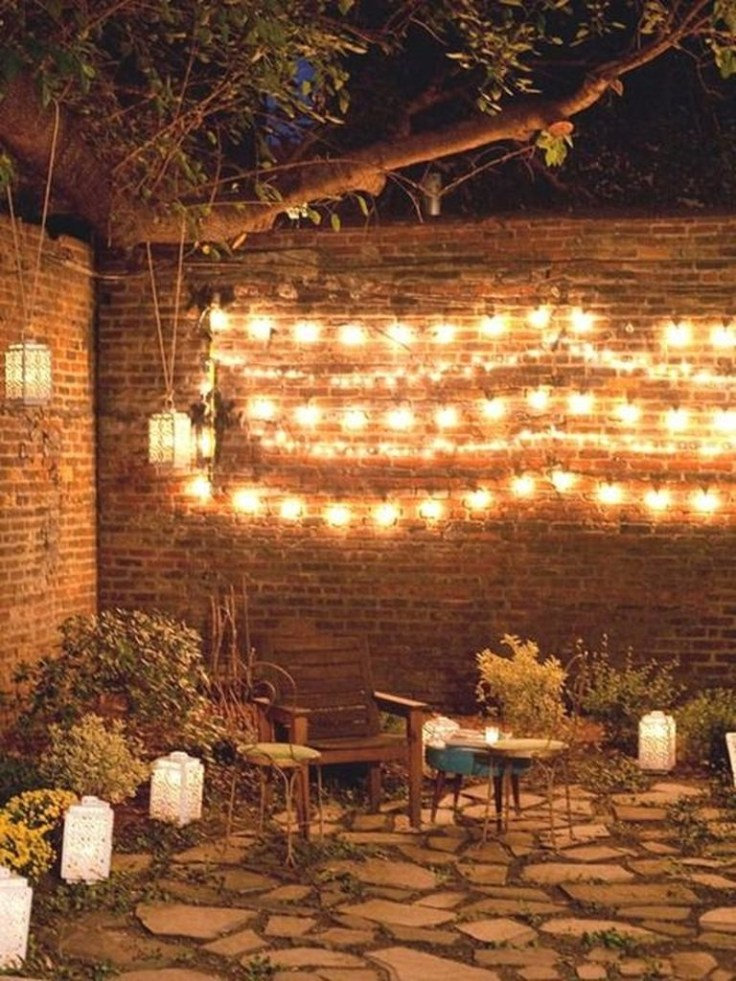 Gorgeous Front Fence Lighting Ideas to Apply Now 08