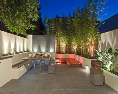 Gorgeous Front Fence Lighting Ideas to Apply Now 11