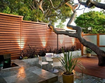 Gorgeous Front Fence Lighting Ideas to Apply Now 19