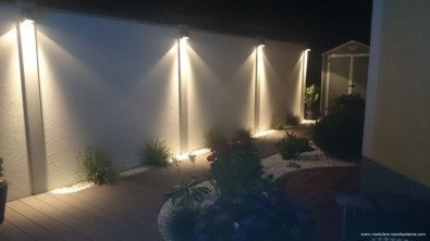 Gorgeous Front Fence Lighting Ideas to Apply Now 20