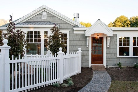 How to Coolest & Looks Bright, with Fences White-colored House 24