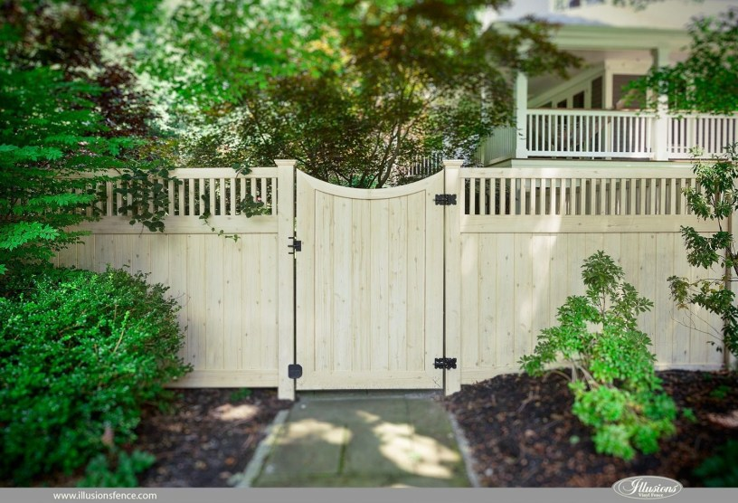 How to Coolest & Looks Bright, with Fences White-colored House 45