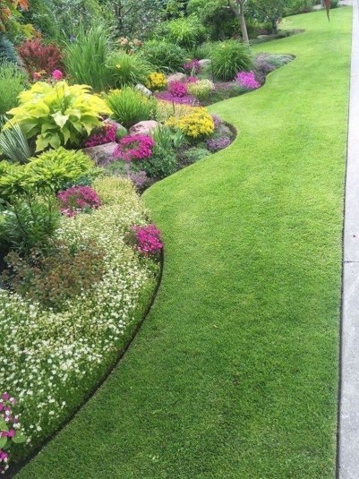 Most Amazing Front Yard and Backyard Landscaping Ideas 20
