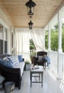 Outdoor Curtain Ideas to Spice Up Your Outdoor Space 39