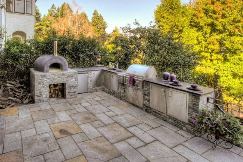 Outdoor Kitchen That Will Be Perfect 10