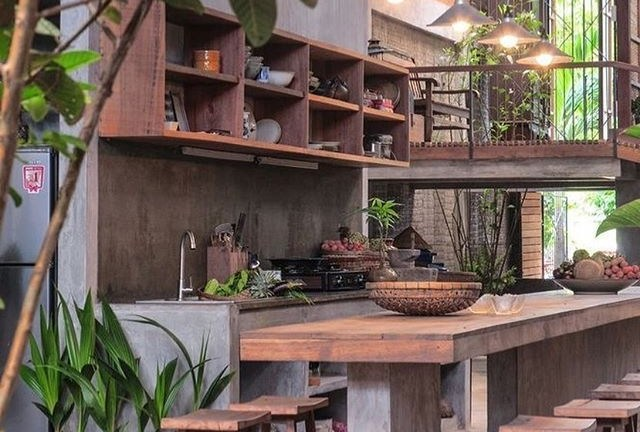 27 Outdoor Kitchen That Will Be Perfect