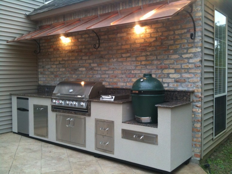 Outdoor Kitchen That Will Be Perfect 25