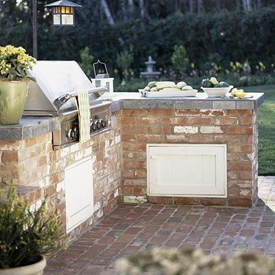 Outdoor Kitchen That Will Be Perfect 27