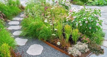 Stunning Garden Path and Walkways Design to Beautify Your Garden 04