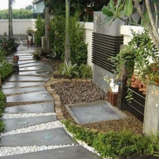 Stunning Garden Path and Walkways Design to Beautify Your Garden 10