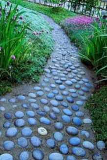 Stunning Garden Path and Walkways Design to Beautify Your Garden 12