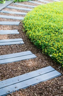 Stunning Garden Path and Walkways Design to Beautify Your Garden 22