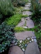 Stunning Garden Path and Walkways Design to Beautify Your Garden 28