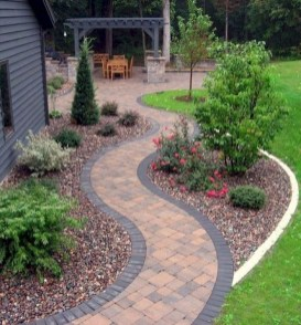 Stunning Garden Path and Walkways Design to Beautify Your Garden 29
