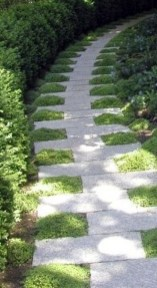 Stunning Garden Path and Walkways Design to Beautify Your Garden 30