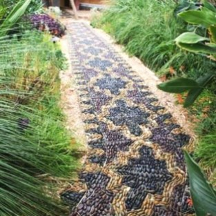 Stunning Garden Path and Walkways Design to Beautify Your Garden 37
