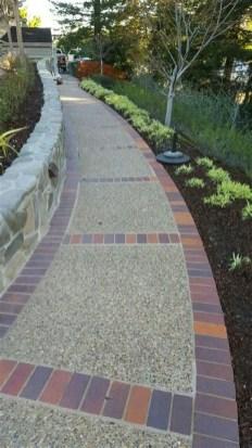 Stunning Garden Path and Walkways Design to Beautify Your Garden 41