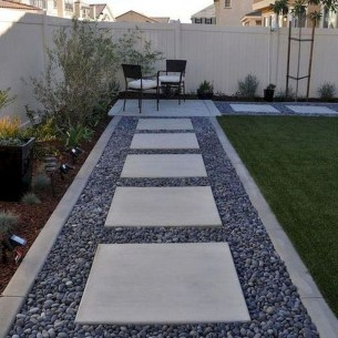 Stunning Garden Path and Walkways Design to Beautify Your Garden 48